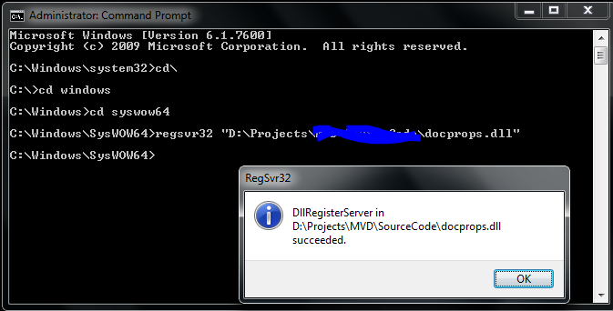 how to open a 32 bit file on 64 bit
